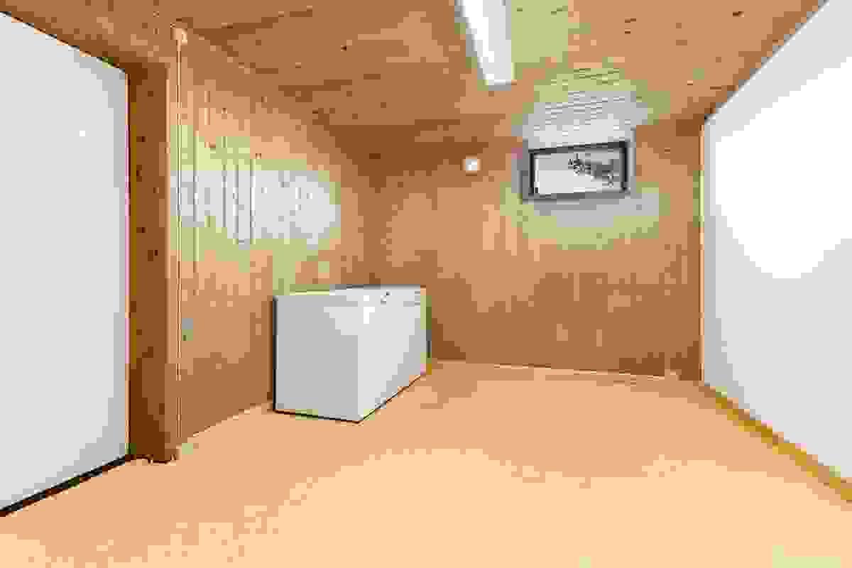 Disponibelt rom i kjelleren