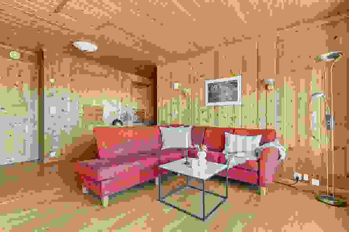 TV-/loftsstuen i 2. etasje