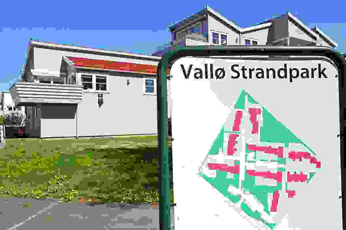 Velkommen til Vallø Strandpark