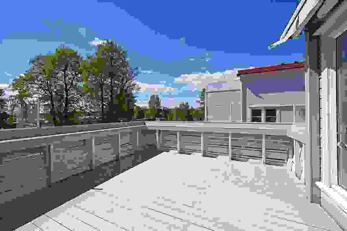 Solrik terrasse