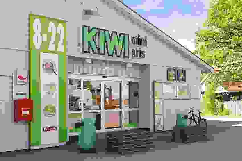 Kiwi ligger på Vear