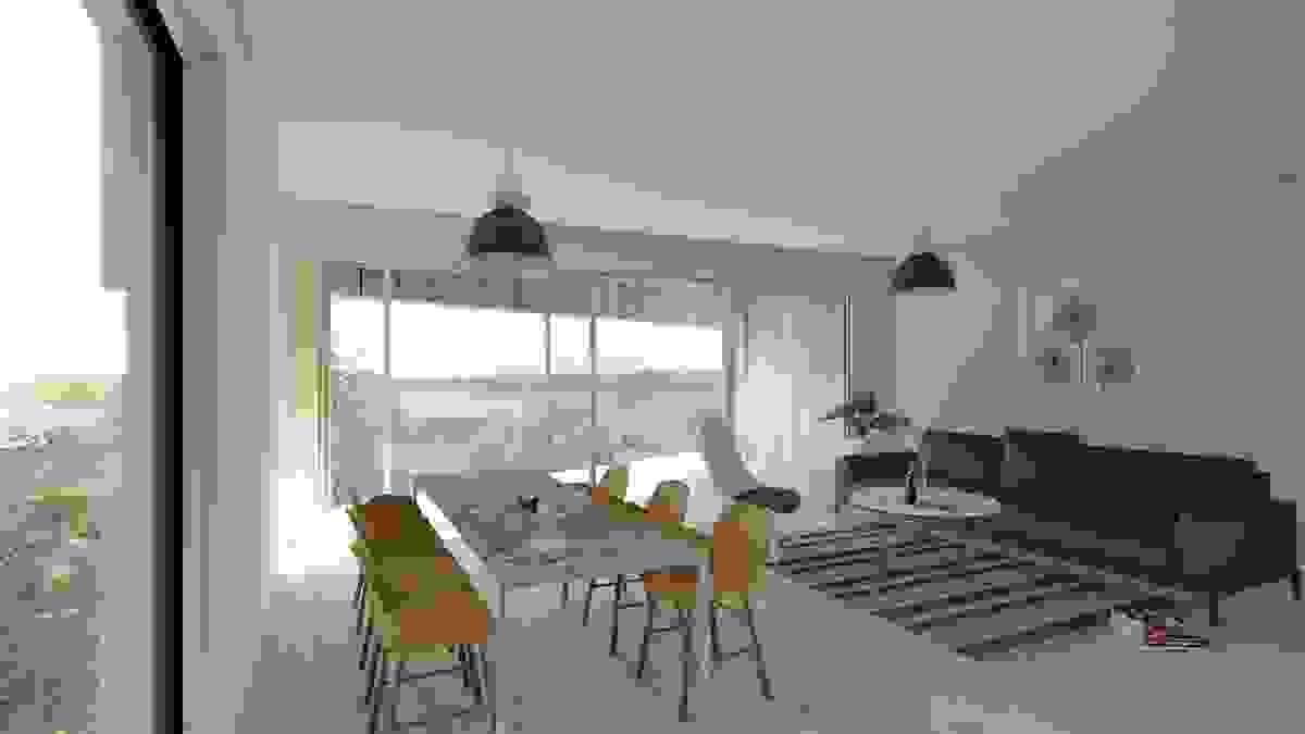Interiør - illustrasjon