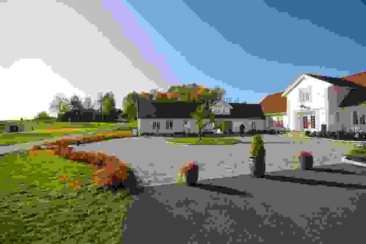 Områdebilde - Nøtterøy golfbane